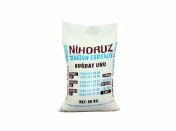 Nihoruz Tip 2 Maroon Wheat Flour For Bread