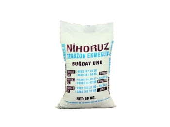 Nihoruz Tip 2 Bordo Ekmeklik Buğday Unu
